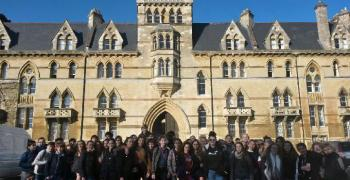 Christ Church College- Voyage en Angleterre - 4a et 4b