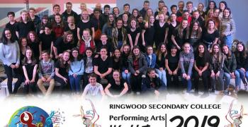 Ringwood Secondary College - Avril 2019